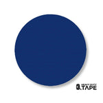 "3.75"" BLUE Solid DOT - Pack of 100 - FloorTapeOutlet.com"