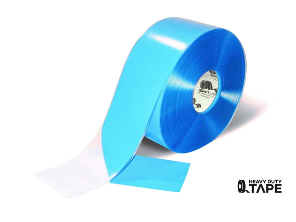 4 Clear Mighty Line Floor Tape - 100 Roll Product