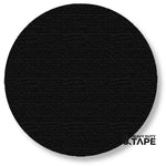 "5.7"" BLACK Solid DOT - Pack of 50 - FloorTapeOutlet.com"