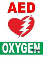 Aed And Oxygen Product