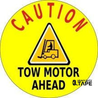 Caution Tow Motor Ahead Product