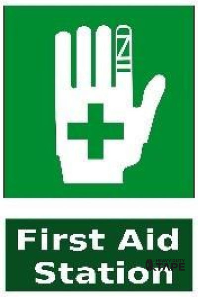 First Aid Station Green Product