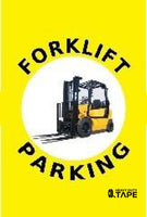 Forklift Parking 24 X 36 Product