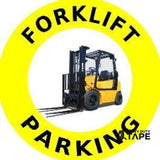 Forklift Parking 12 Inch Product