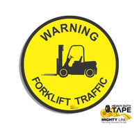 Warning Forklift Traffic 24 Product