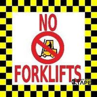 No Forklifts Product