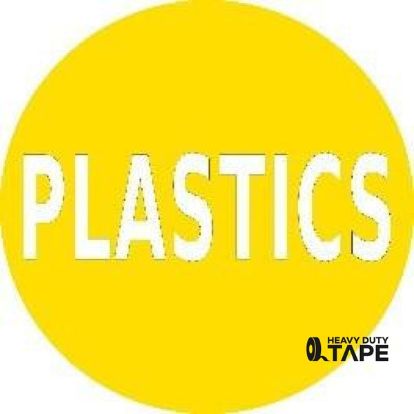 Plastics - Yellow Product