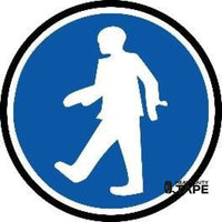 Pedestrian Blue Product