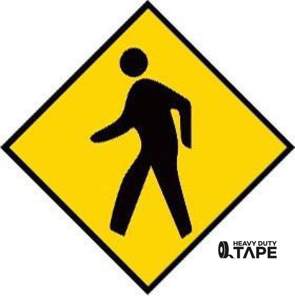 Pedestrian Yellow Product
