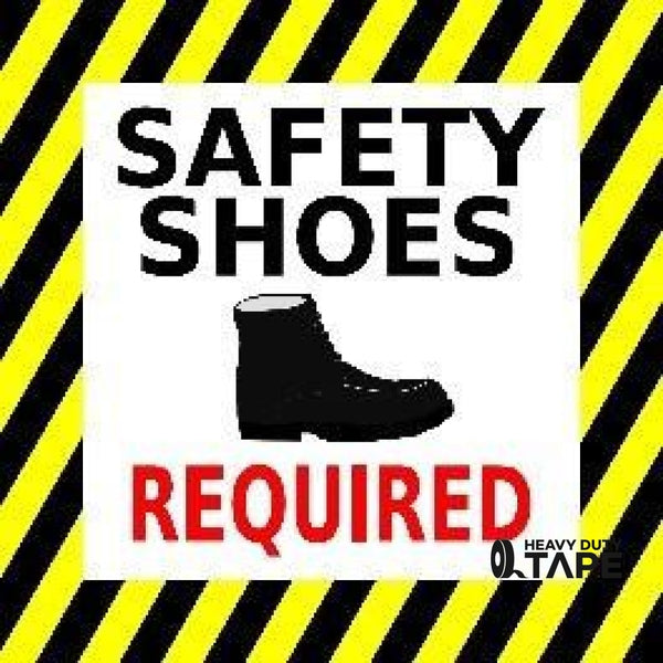 Safety Shoes Required Product