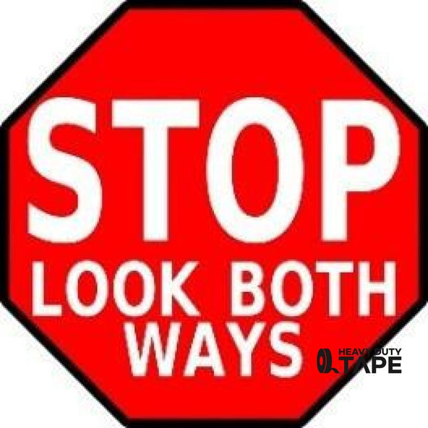 Stop Look Both Ways Product