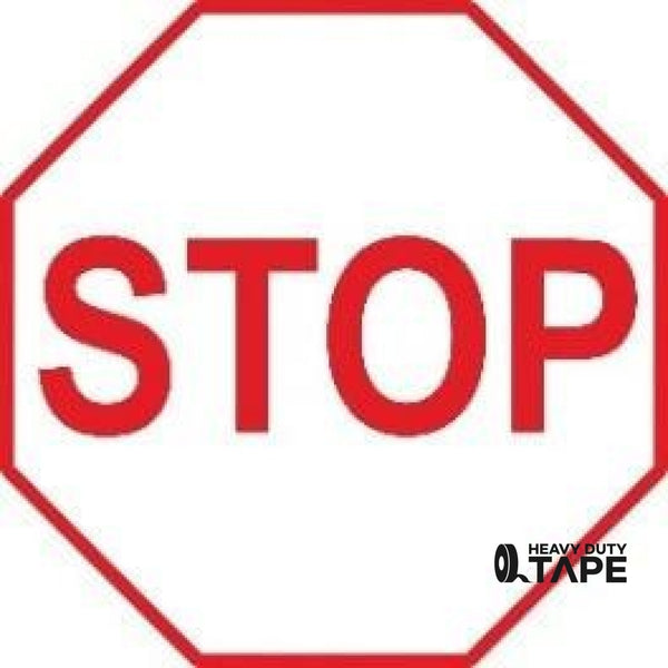 Stop Sign White Product