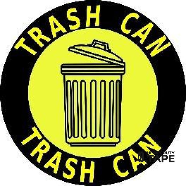Trash Can - Yellow Product
