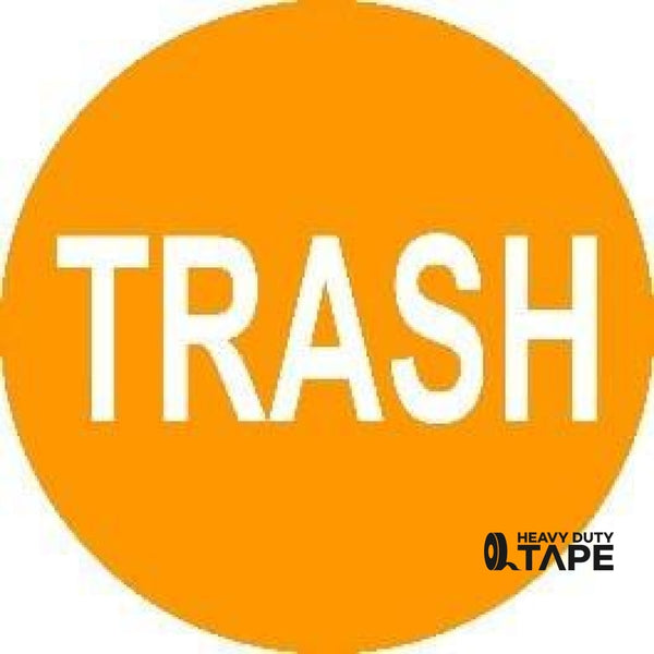 Trash - Orange Product