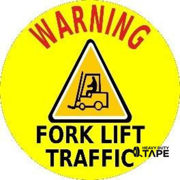 Warning Forklift Traffic Product