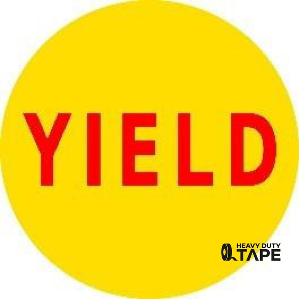Yield - Yellow And Red Product
