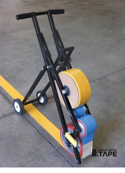 "Mighty Line 6"" Tape Applicator - FloorTapeOutlet.com"
