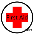 First Aid Station Sign - FloorTapeOutlet.com