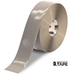 "3"" GRAY Solid Color Tape - 100' Roll - FloorTapeOutlet.com"