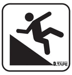 Caution Steep Embankment Ahead - FloorTapeOutlet.com