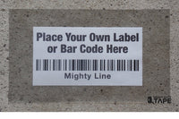 Mighty Line Heavy Duty Label Protectors 6 Wide By 10 Long - Pack Of 50 Product