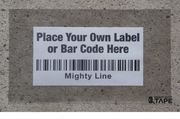 Mighty Line Heavy Duty Label Protectors 10 Wide By 13 Long - Pack Of 50 Product