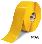 4-inch yellow marking tape