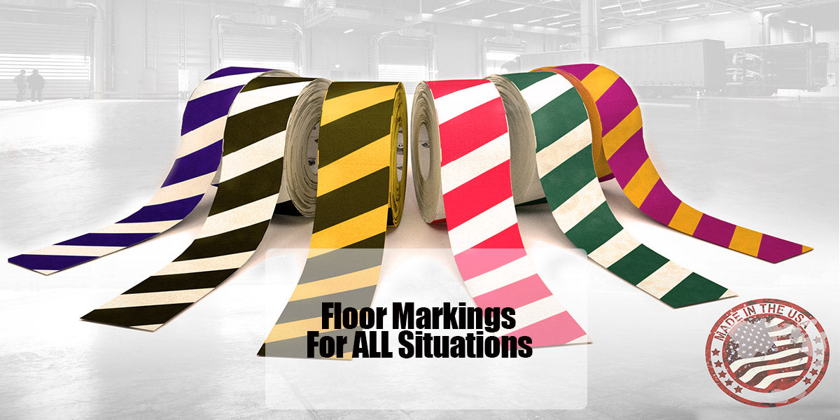 Floor Markings For All Situations
