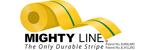 Mighty Line | The Only Durable Stripe.