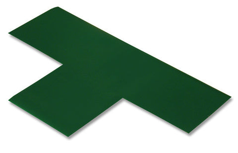 "3"" Wide Solid GREEN T - Pack of 25"