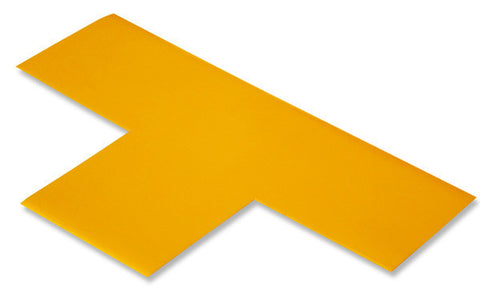 "3"" Wide Solid YELLOW T - Pack of 25"