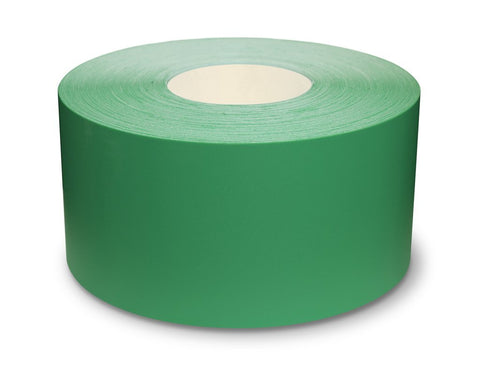 "4"" Green Ultra Durable 5s Floor Tape x 100 Feet - 971-G4 (Better)"