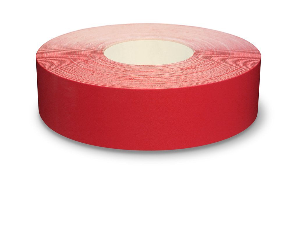 "2"" Red Ultra Durable 5s Floor Tape x 100 Feet - 971-R2 (Better)"