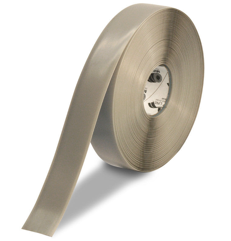 41b23fafa0b 2 Inch Gray 5S Floor Tape - Mighty Line - 100 Foot Roll | Shop ...