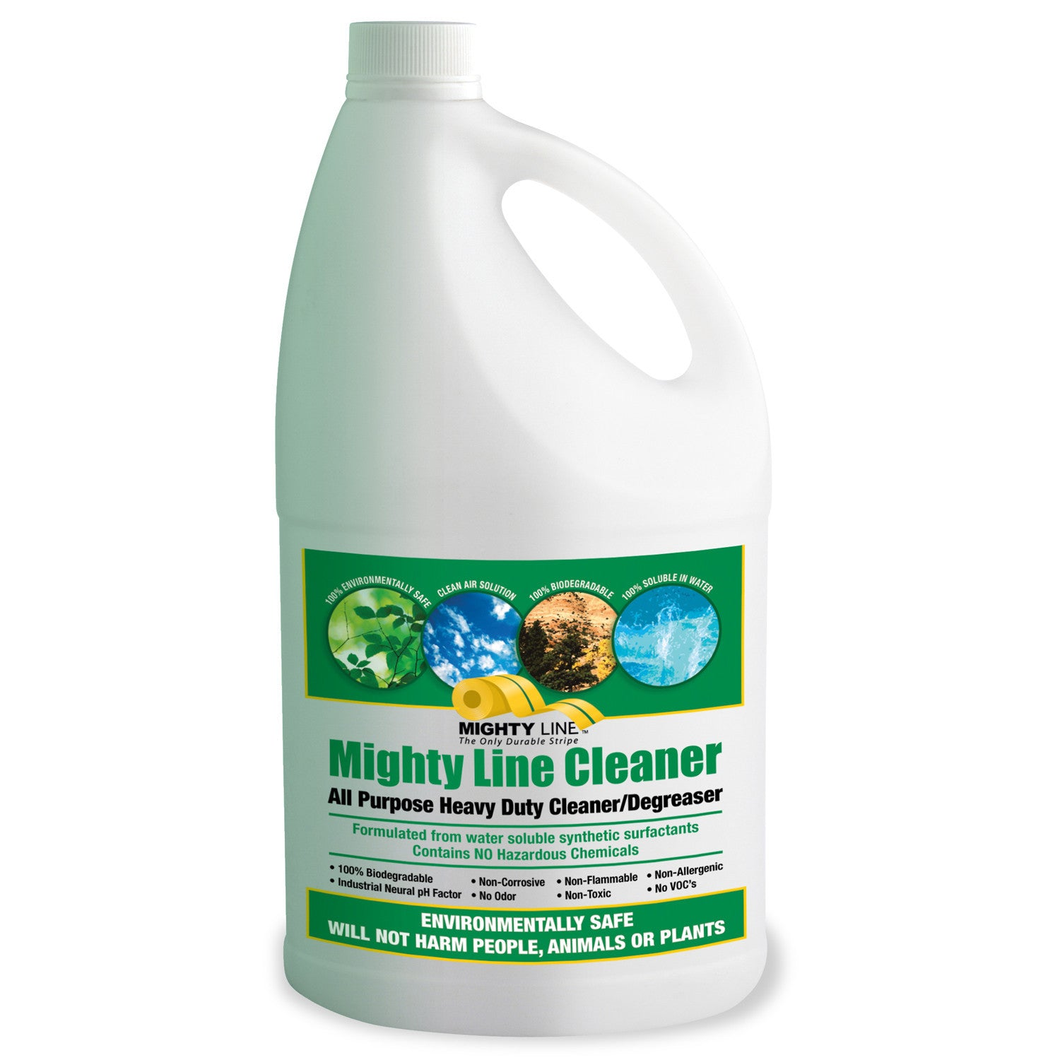 . Mighty Line All Purpose Cleaner   1 Gallon Container
