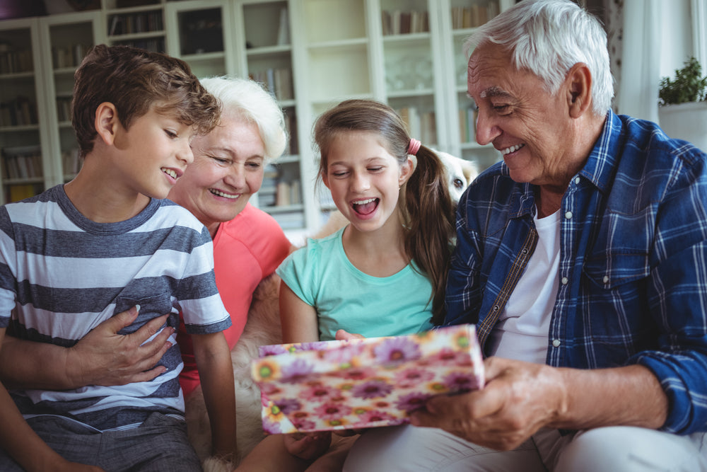 Personalized Gifts for Grandchildren