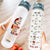 Nurse Bomb Flower KD2 HNH0508004 Water Tracker Bottle