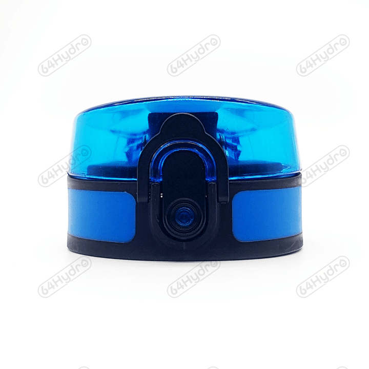 Blue Replacement Lid for Water Tracker Bottle