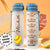 Softball Personalized HHA2808003 Water Tracker Bottle
