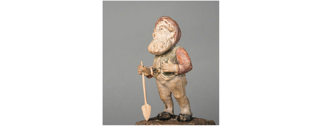 The Very First Garden Gnome In Museum