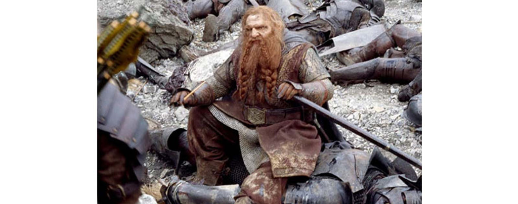 The Lord Of The Ring Dwarf