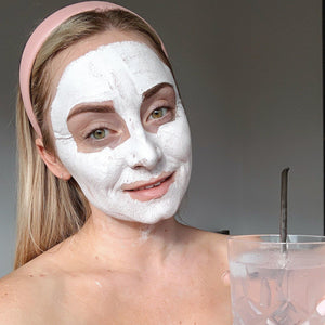 Gentle Detoxifying Pink Clay Mask