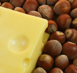 NUTS AND CHEESE