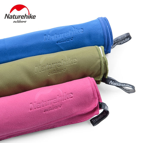 Naturehike Ultralight Compact Quick Drying Towel Microfiber Camping Hiking Hand Face Towel Outdoor Travel Kits Naturehike超軽量コンパクト速乾性タオルマイクロファイバーキャンプハイキングハンドフェイスタオル屋外トラベルキット ネイチャーハイク