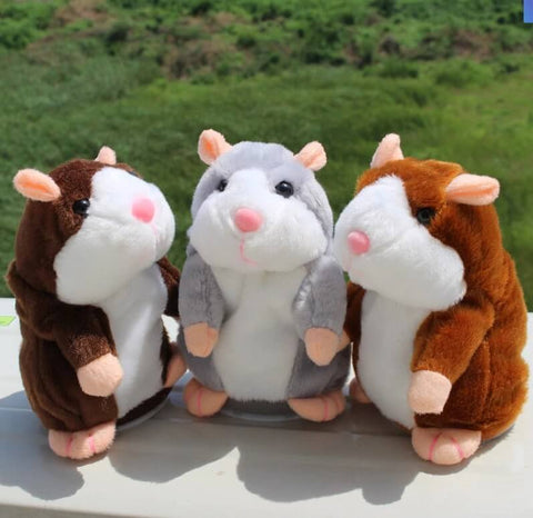 Kids Talking Pet Hamster Toy