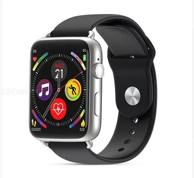 Upgraded DM20 LEM10 Smartwatch with Facial Unlock - WatchExtra