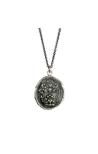 TRUE LOVE - TALISMAN NECKLACE