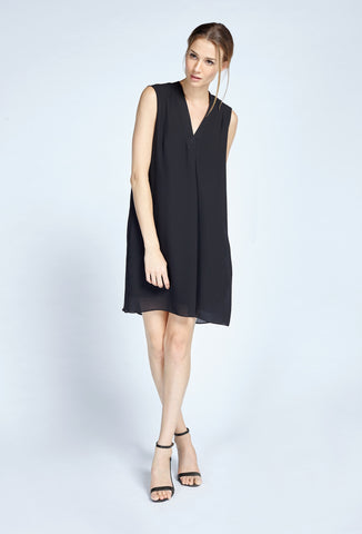 LAKELY DRESS | BLACK