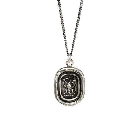 FOLLOW YOUR DREAMS - TALISMAN NECKLACE