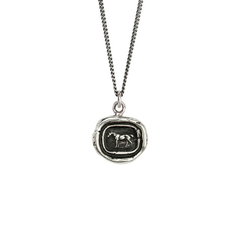 FREEDOM - TALISMAN NECKLACE
